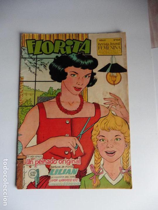 FLORITA Nº 436 ORIGINAL (Tebeos y Comics - Hispano Americana - Otros)