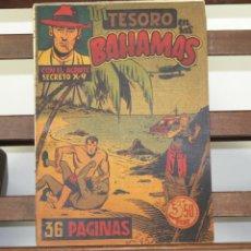 Tebeos: 8013 - UN TESORO EN LAS BAHAMAS. EDIC. HISPANO AMERICANA. AÑOS 40.. Lote 61974608