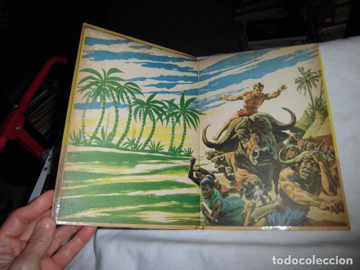 Tebeos: TARZAN AVENTURA EN EL TEMPLO DE THOTH.EDITORIAL FHER 1968 - Foto 2 - 69967457