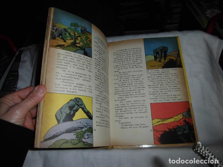 Tebeos: TARZAN AVENTURA EN EL TEMPLO DE THOTH.EDITORIAL FHER 1968 - Foto 4 - 69967457