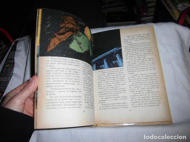 Tebeos: TARZAN AVENTURA EN EL TEMPLO DE THOTH.EDITORIAL FHER 1968 - Foto 5 - 69967457