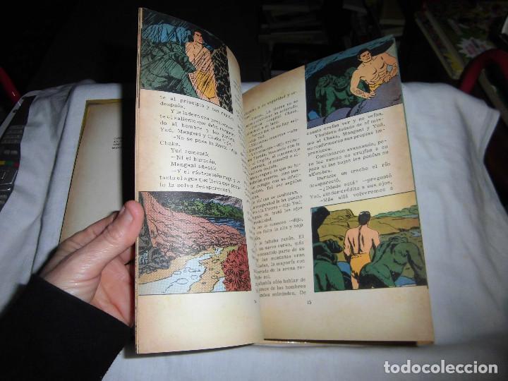 Tebeos: TARZAN AVENTURA EN EL TEMPLO DE THOTH.EDITORIAL FHER 1968 - Foto 6 - 69967457