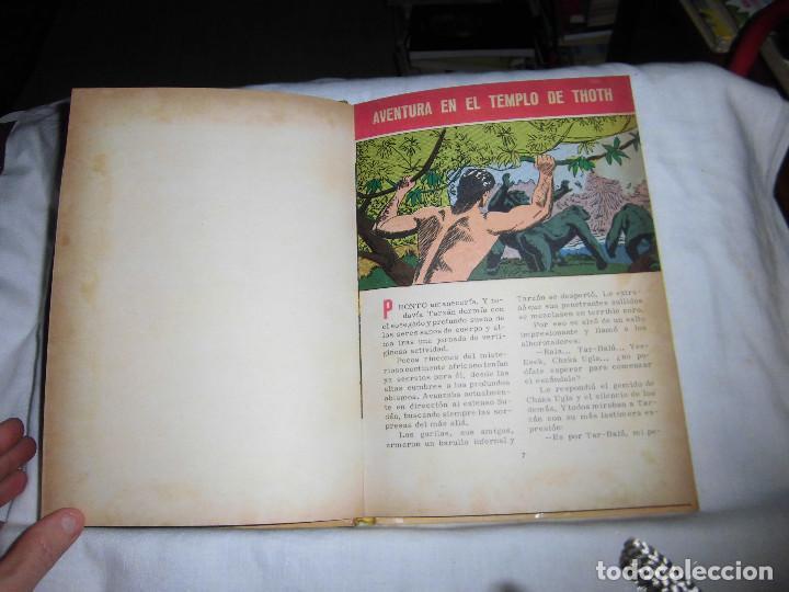Tebeos: TARZAN AVENTURA EN EL TEMPLO DE THOTH.EDITORIAL FHER 1968 - Foto 7 - 69967457