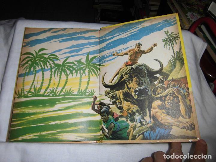 Tebeos: TARZAN AVENTURA EN EL TEMPLO DE THOTH.EDITORIAL FHER 1968 - Foto 8 - 69967457