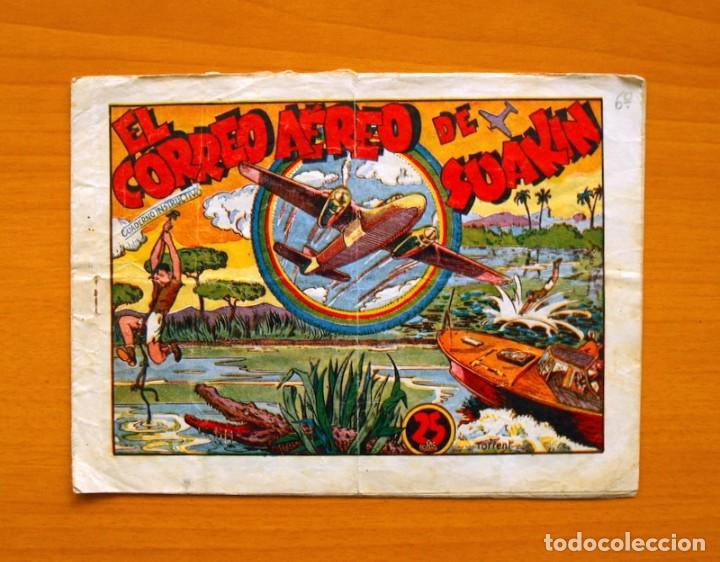 IGA - AVENT. DEL CADETE FEDERICO - Nº 2-EL CORREO AEREO DE SUAKIN - EDITORIAL HISPANO AMERICANA 1943 (Tebeos y Comics - Hispano Americana - Otros)