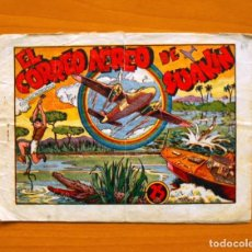 Tebeos: IGA - AVENT. DEL CADETE FEDERICO - Nº 2-EL CORREO AEREO DE SUAKIN - EDITORIAL HISPANO AMERICANA 1943. Lote 71155037