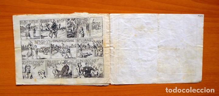 Tebeos: IGA - Avent. del Cadete Federico - nº 2-El correo aereo de Suakin - Editorial Hispano Americana 1943 - Foto 4 - 71155037