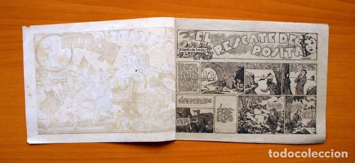 Tebeos: IGA - Rosita - El rescate de Rosita - Editorial Hispano Americana 1943 - Foto 2 - 71157265