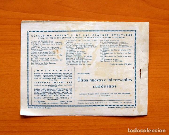 Tebeos: IGA - Rosita - El rescate de Rosita - Editorial Hispano Americana 1943 - Foto 5 - 71157265