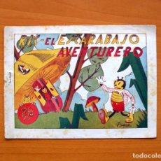 Tebeos: IGA - RIC, EL ESCARABAJO AVENTURERO - EDITORIAL HISPANO AMERICANA 1943. Lote 71157541