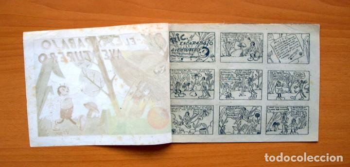Tebeos: IGA - Ric, el escarabajo aventurero - Editorial Hispano Americana 1943 - Foto 2 - 71157541