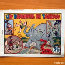 Tebeos: IGA - UN PARIENTE DE TARZÁN - EDITORIAL HISPANO AMERICANA 1943. Lote 71157833