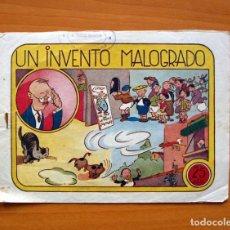 Tebeos: IGA - UN INVENTO MALOGRADO - EDITORIAL HISPANO AMERICANA 1943. Lote 71157897