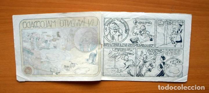 Tebeos: IGA - Un invento malogrado - Editorial Hispano Americana 1943 - Foto 2 - 71157897