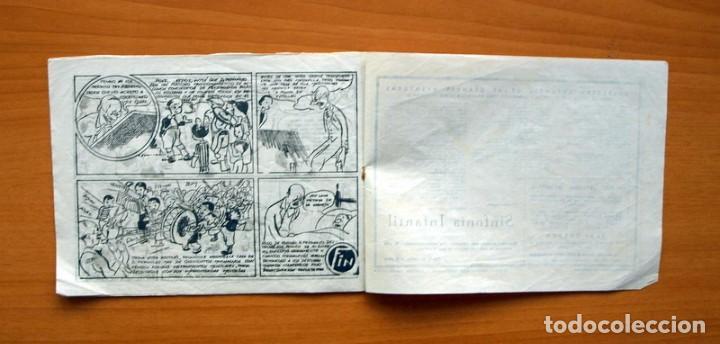 Tebeos: IGA - Un invento malogrado - Editorial Hispano Americana 1943 - Foto 4 - 71157897
