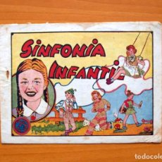 Tebeos: IGA - SINFONIA INFANTIL - EDITORIAL HISPANO AMERICANA 1943. Lote 71158621
