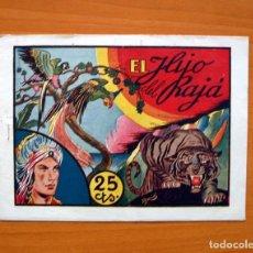 Tebeos: IGA - EL HIJO DEL RAJÁ - EDITORIAL HISPANO AMERICANA 1943. Lote 71159489