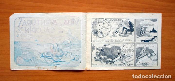 Tebeos: IGA - Vida y aventuras de Galopin - Editorial Hispano Americana 1943 - Foto 2 - 71159593