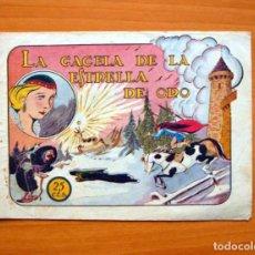 Tebeos: IGA - LA GACELA DE LA ESTRELLA DE ORO - EDITORIAL HISPANO AMERICANA 1943. Lote 71159677