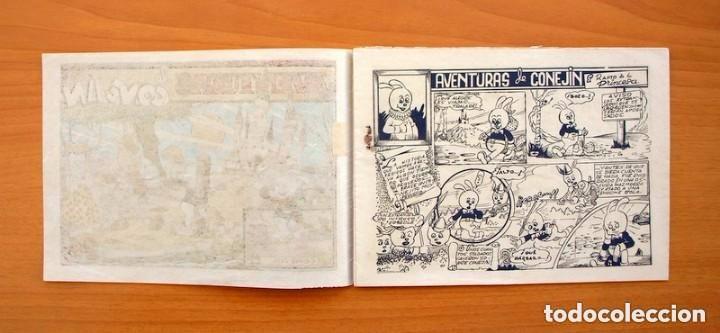Tebeos: IGA - Conejin - nº 1 - Aventuras de Conejin - Editorial Hispano Americana 1943 - Foto 2 - 71159941
