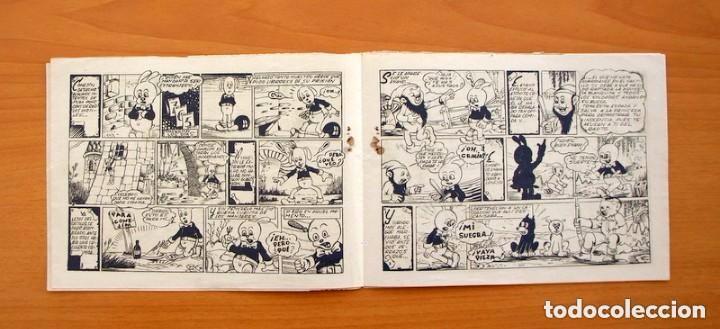 Tebeos: IGA - Conejin - nº 1 - Aventuras de Conejin - Editorial Hispano Americana 1943 - Foto 3 - 71159941