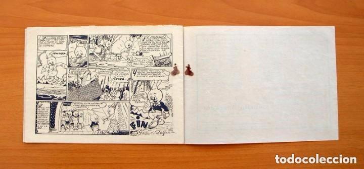 Tebeos: IGA - Conejin - nº 1 - Aventuras de Conejin - Editorial Hispano Americana 1943 - Foto 4 - 71159941