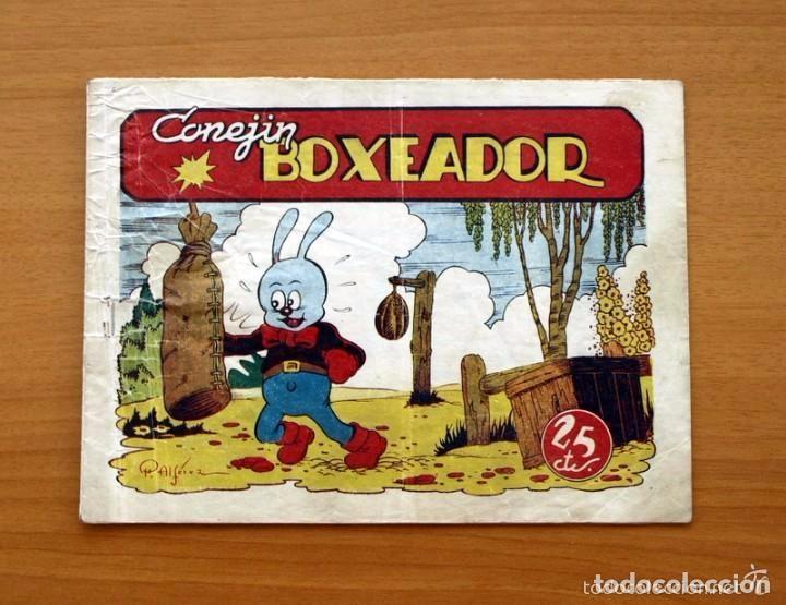 IGA - CONEJIN BOXEADOR (CONEJIN) - EDITORIAL HISPANO AMERICANA 1943 (Tebeos y Comics - Hispano Americana - Otros)
