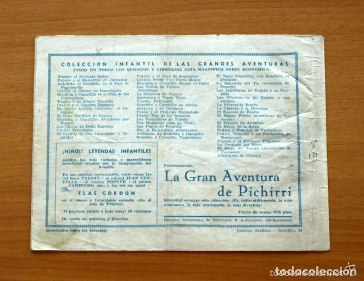 Tebeos: IGA - Conejin boxeador (Conejin) - Editorial Hispano Americana 1943 - Foto 4 - 71160465