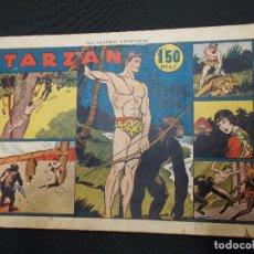 Tebeos: TARZAN - Nº 1 - EL HOMBRE MONO - HISPANO AMERICANA - ORIGINAL -. Lote 72238471