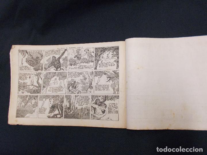 Tebeos: TARZAN - Nº 1 - EL HOMBRE MONO - HISPANO AMERICANA - ORIGINAL - - Foto 8 - 72238471
