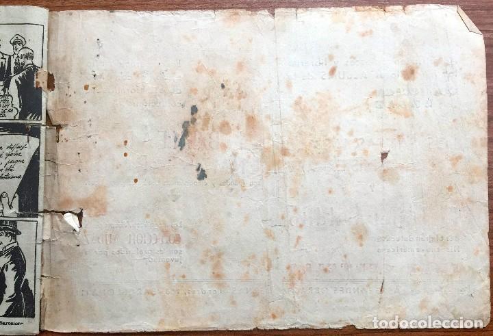 Tebeos: JUAN CENTELLA. ORIGINAL. LA BANDA DEL ANTIFAZ VERDE (COLECCION AUDAZ) - Foto 8 - 72907283