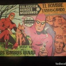 Tebeos: EL HOMBRE ENMASCARADO LOTE. Lote 73985827