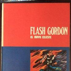 Tebeos: LIBRO COMIC FLASH GORDON - EL RAYO CELESTE - TOMO 1 - BURU LAN 1972. Lote 75068319