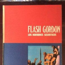 Tebeos: LIBRO TOMO COMIC FLASH GORDON - LOS HOMBRES SELVATICOS - TOMO 2 - BURU LAN 1972. Lote 75068955
