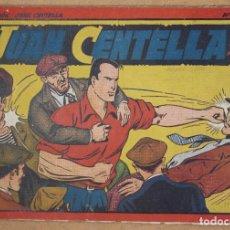 Tebeos: COLECCION JUAN CENTELLA. Nº 14. AVENTURAS DE JUAN CENTELLA. HISPANO AMERICANA DE EDICIONES. AÑOS 40. Lote 75504731