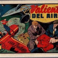 Tebeos: JUAN CENTELLA. EL VALIENTE DEL AIRE. HISPANO AMERICANA DE EDICIONES. ORIGINAL. Lote 75718355
