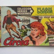 Tebeos: LOTE 6 COMICS HEROES MODERNOS, FLASH GORDON SERIE B, Nº 33, 34, 35, 36, 38 Y 39. Lote 75722987