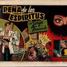 BDs: LA PEÑA DE LOS ESPIRITUS CON JORGE Y FERNANDO. ORIGINAL. Lote 76512383