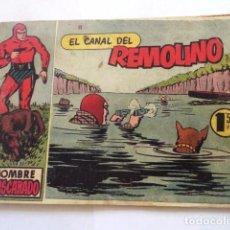 Tebeos: COMIC EL HOMBRE ENMASCARADO, EL CANAL DEL REMOLINO HISPANO AMERICANA. Lote 77522033
