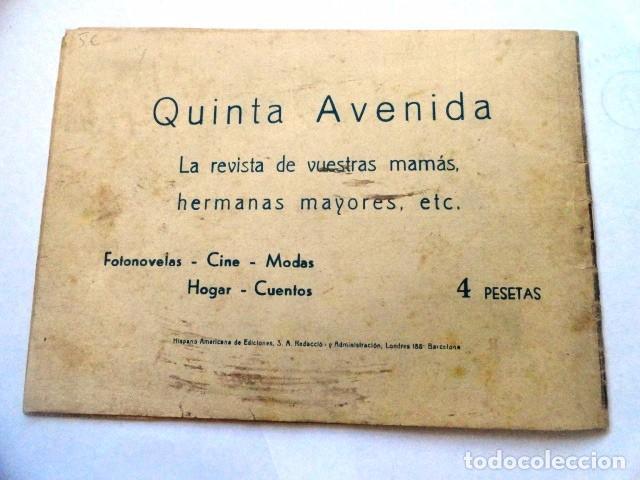 Tebeos: COMIC EL HOMBRE ENMASCARADO, EL CANAL DEL REMOLINO HISPANO AMERICANA - Foto 5 - 77522033