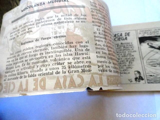 Tebeos: COMIC SUCHAI EL PEQUEÑO LIMPIABOTAS, LA CASA DE LA CIEGA, HISPANO AMERICANA Nº66 - Foto 3 - 77522753