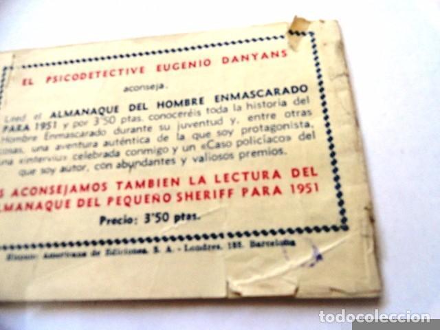 Tebeos: COMIC SUCHAI EL PEQUEÑO LIMPIABOTAS, LA CASA DE LA CIEGA, HISPANO AMERICANA Nº66 - Foto 8 - 77522753