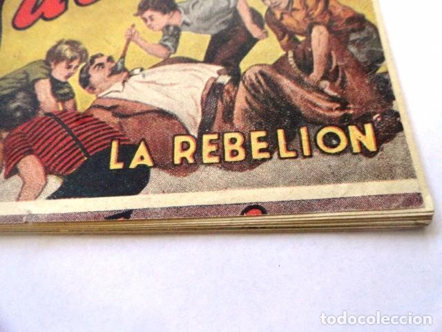 Tebeos: COMIC SUCHAI EL PEQUEÑO LIMPIABOTAS,LA REBELION, HISPANO AMERICANA Nº 71 - Foto 2 - 77523061