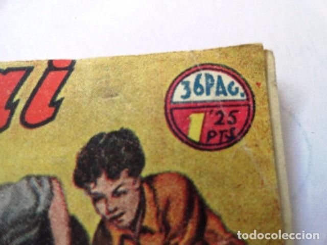 Tebeos: COMIC SUCHAI EL PEQUEÑO LIMPIABOTAS,LA REBELION, HISPANO AMERICANA Nº 71 - Foto 3 - 77523061