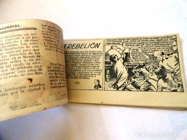 Tebeos: COMIC SUCHAI EL PEQUEÑO LIMPIABOTAS,LA REBELION, HISPANO AMERICANA Nº 71 - Foto 4 - 77523061