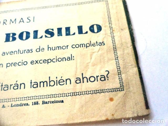Tebeos: COMIC SUCHAI EL PEQUEÑO LIMPIABOTAS,LA REBELION, HISPANO AMERICANA Nº 71 - Foto 8 - 77523061