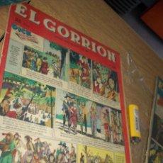 Tebeos: EL GORRION PRES. LA ANTORCHA HUMANA Y TORO, VENGADOR DE BRECCIA. Lote 224801252