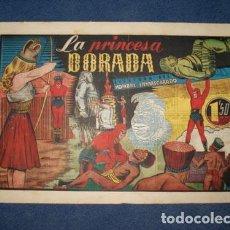 Tebeos: HOMBRE ENMASCARADO 70: LA PRINCESA DORADA, 1941, BUEN ESTADO. Lote 78323049
