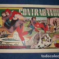 Tebeos: HOMBRE ENMASCARADO 39: CONTRABANDO, 1941, MUY BUEN ESTADO. Lote 78518973