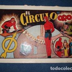 Tebeos: HOMBRE ENMASCARADO 23: EL CIRCULO DE ORO, 1943, BUEN ESTADO. Lote 78552205